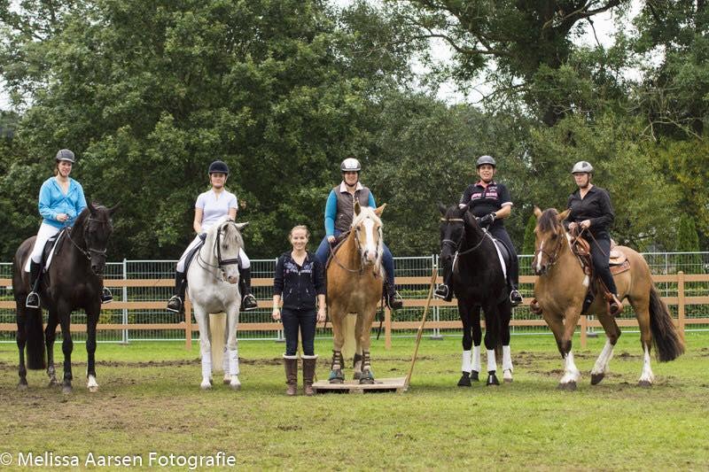 WE les tijdens Horse Event 2015